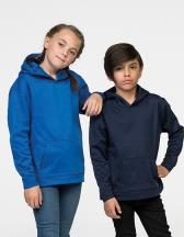 Kids Sports Polyester Hoodie
